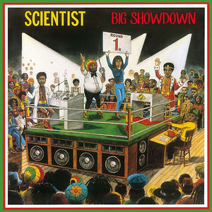 Scientist - Big Showdown LP