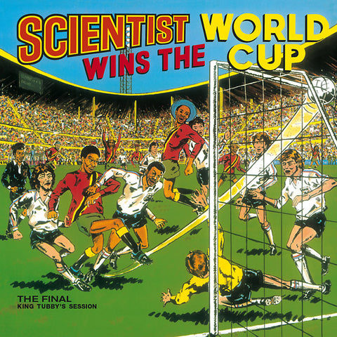 Scientist - Wins the World Cup LP