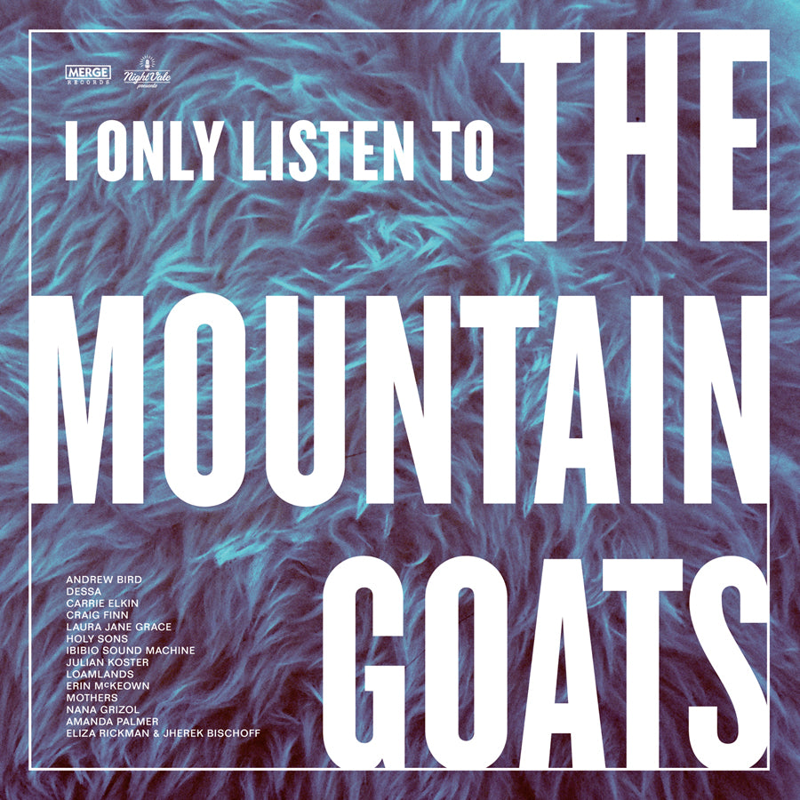 Image result for V/A - I Only Listen To The Mountain Goats: All Hail West Texas