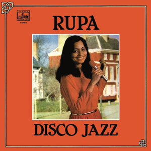 Rupa - Disco Jazz LP