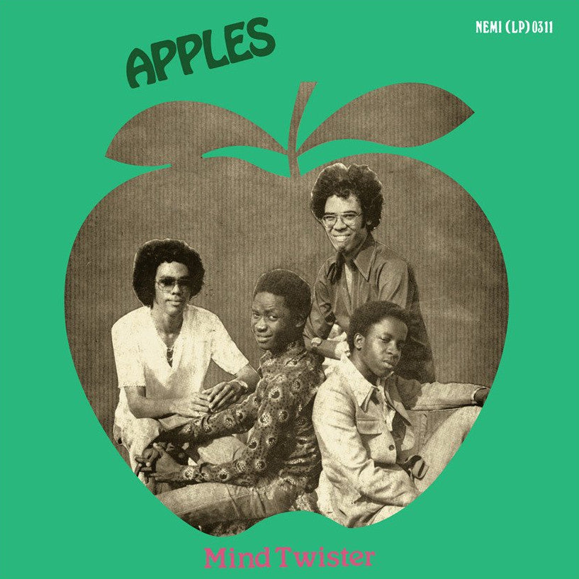 The Apples - Mind Twister LP
