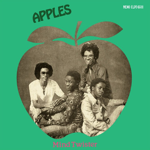 Apples - Mind Twister LP