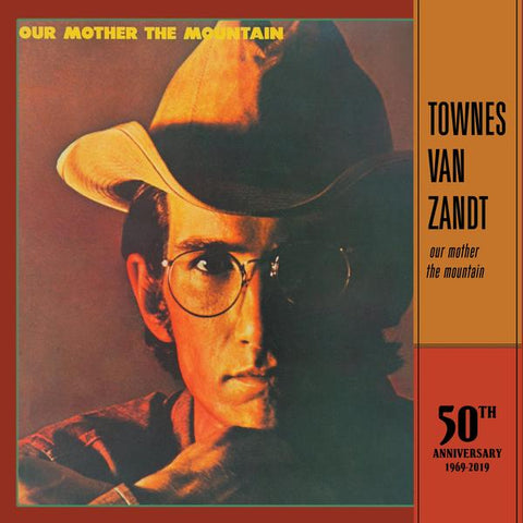Townes Van Zandt - Our Mother the Mountain LP (50th Anniversary Edition)