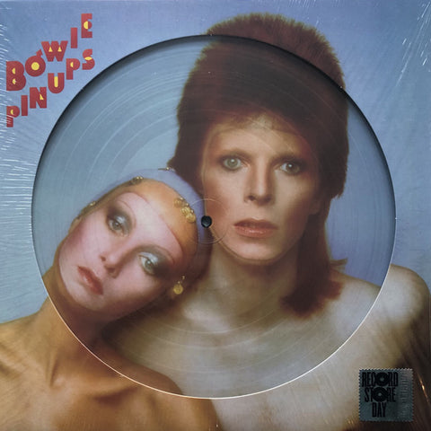 David Bowie - Pinups LP (Picture Disc Edition)