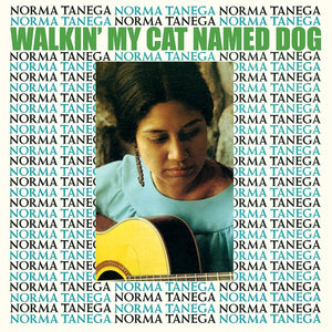 Norma Tanega - Walkin' My Cat Named Dog LP (Sky Blue Vinyl Edition)