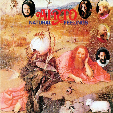 Airto - Natural Feelings LP