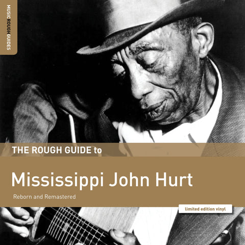 Mississippi John Hurt - Rough Guide to Mississippi John Hurt LP