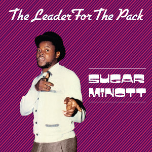 Sugar Minott - The Leader for the Pack LP