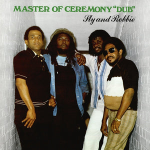 "Sly & Robbie - Master of Ceremony ""Dub"" LP"