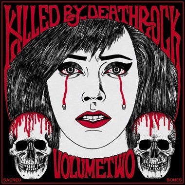 Various - Killed By Deathrock Vol. 2 LP