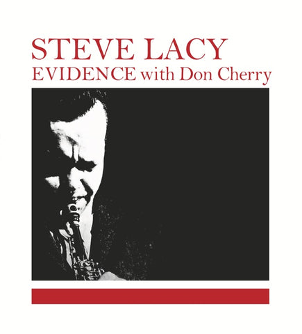 Steve Lacy with Don Cherry - Evidence LP