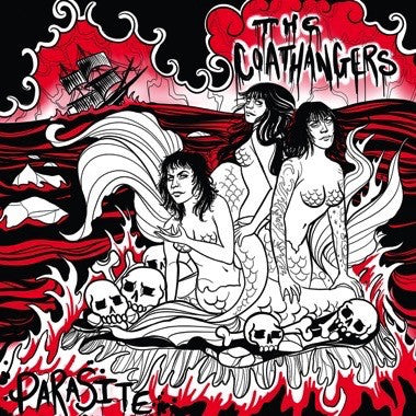 The Coathangers - Parasites 12""