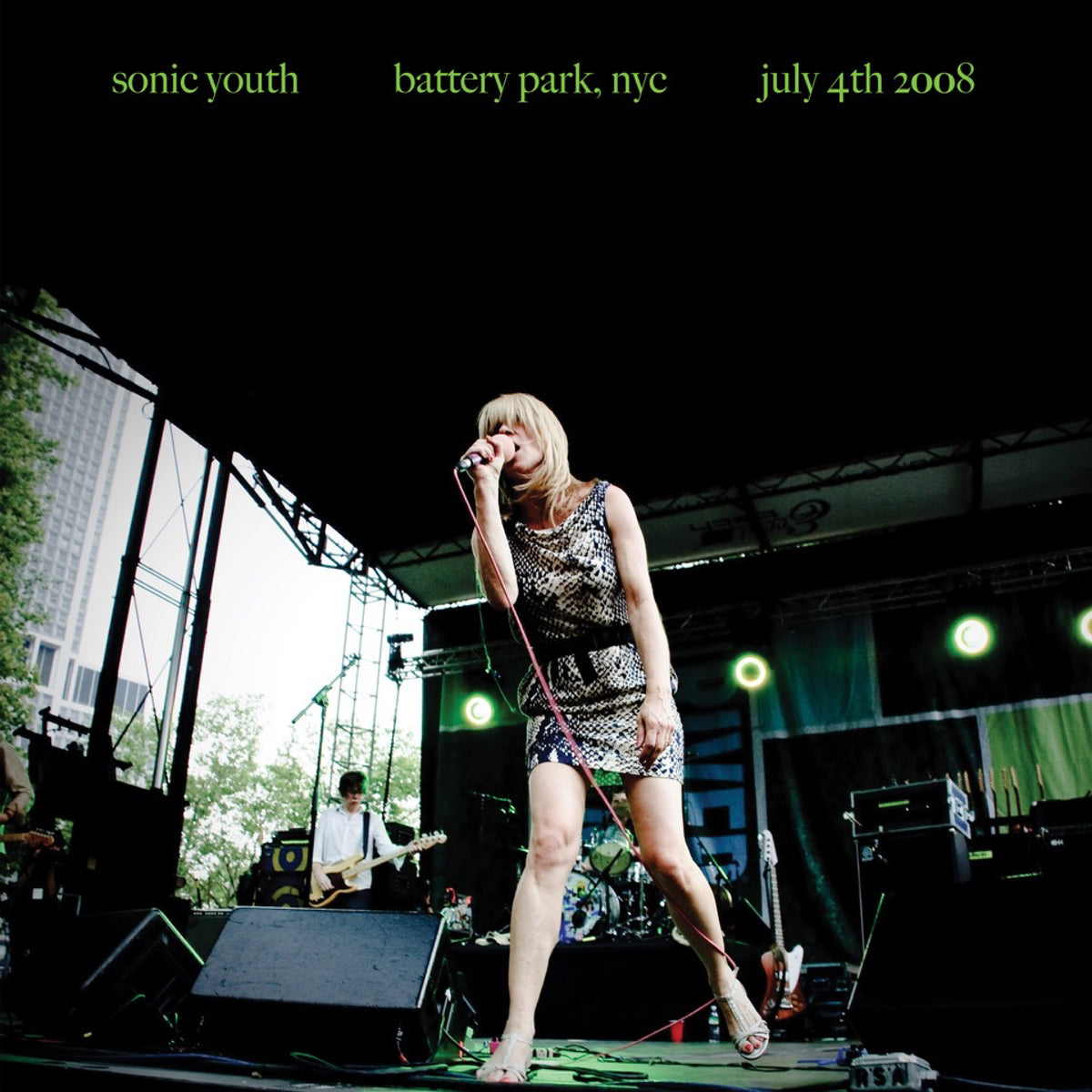 Sonic Youth - Live at Battery Park, NYC: July 4th, 2008 LP