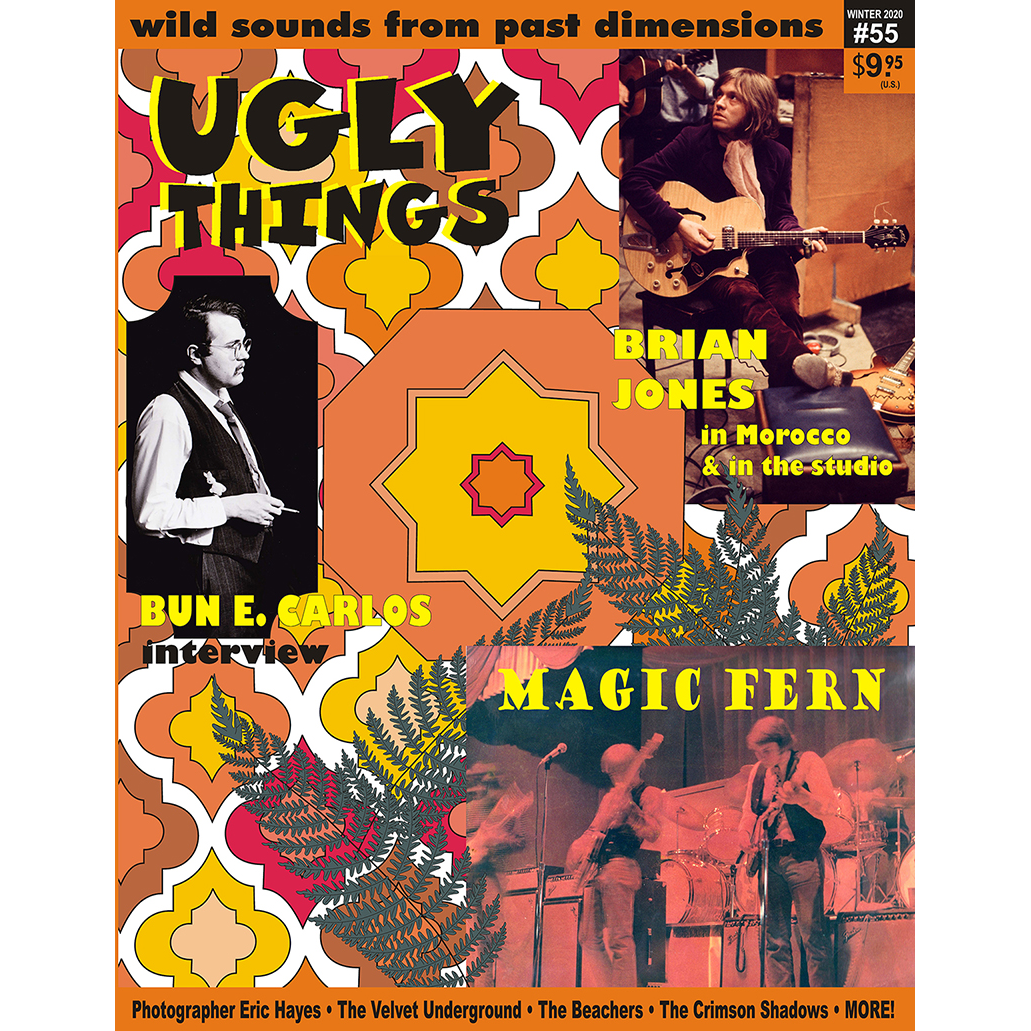 Ugly Things: Issue 55 Magazine