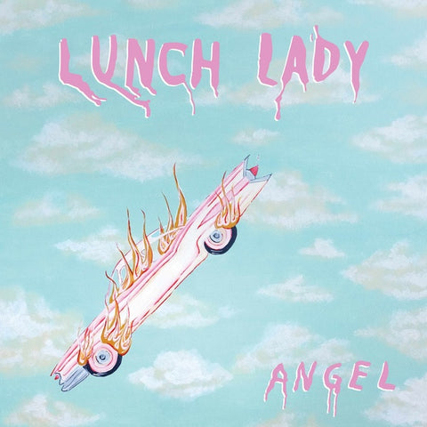 Lunch Lady - Angel LP