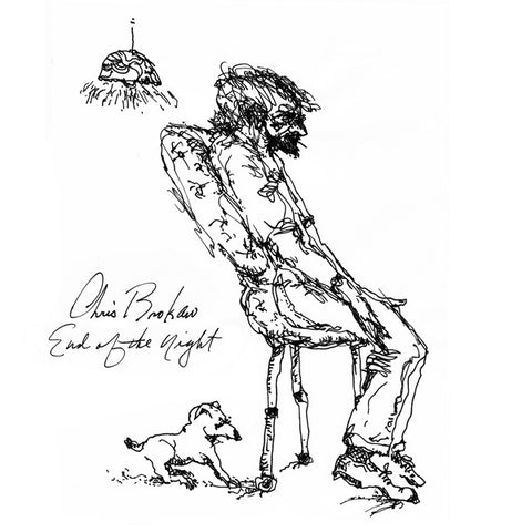 Chris Brokaw - End of the Night LP