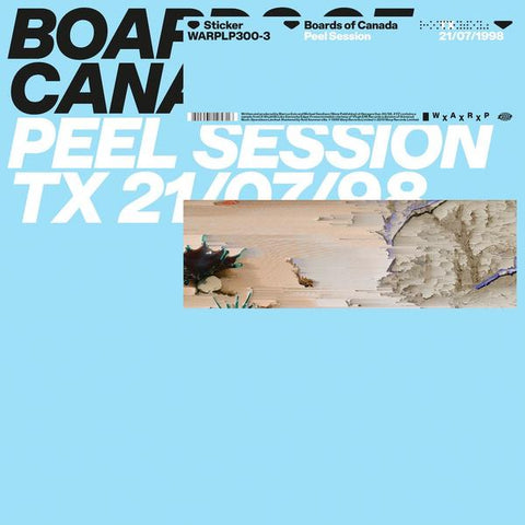 Boards of Canada - Peel Sessions TX 21/07/1998 LP