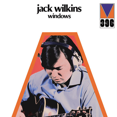 Jack Wilkins - Windows LP