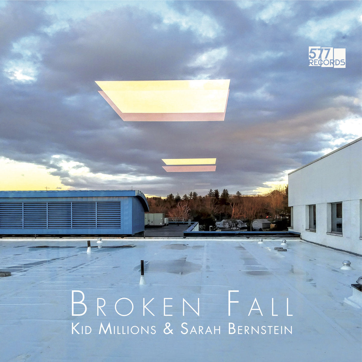 Kid Millions & Sarah Bernstein - Broken Fall LP