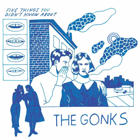 The Gonks - Five Things You Didn't Know About The Gonks LP