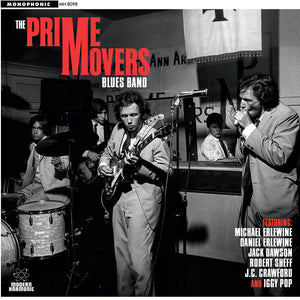 The Prime Movers Blues Band - The Prime Movers Blues Band 2LP