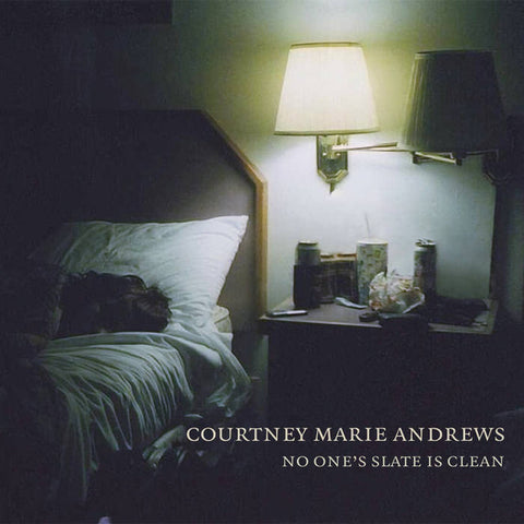 Courtney Marie Andrews - No One's Slate Is Clean 2LP