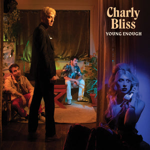 Charly Bliss - Young Enough LP