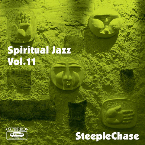 Various - Spiritual Jazz, Vol. XI: SteepleChase 2LP