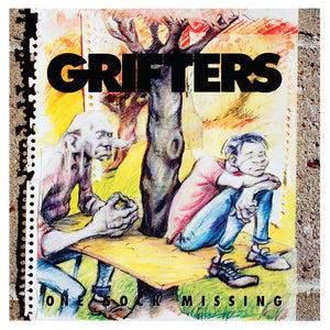 Grifters - One Sock Missing LP
