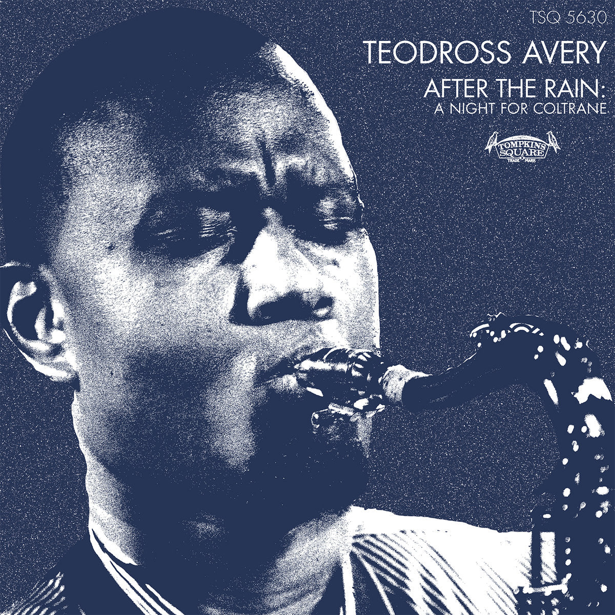Teodross Avery - After the Rain: A Night for Coltrane LP