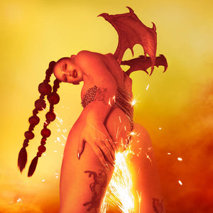 Eartheater - Phoenix: Flames Are Dew Upon My Body LP