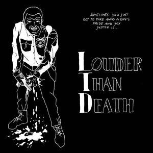 Louder Than Death (LTD) - Louder Than Death (LTD) LP