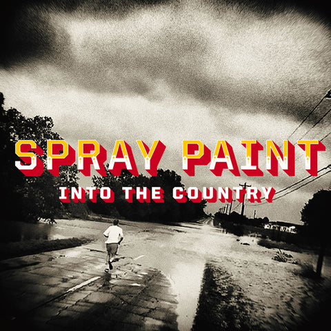 Spray Paint - Into the Country LP