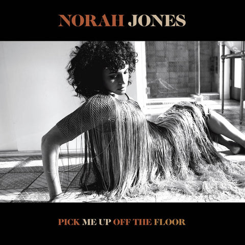 Norah Jones - Pick Me Up Off the Floor LP