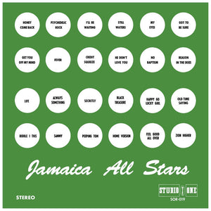 Various - Jamaica All Stars 2LP