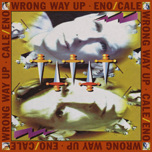 Brian Eno / John Cale - Wrong Way Up LP