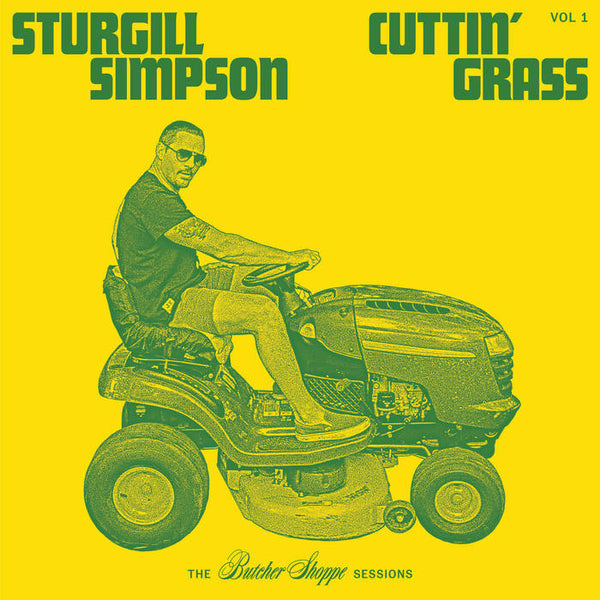 Sturgill Simpson - Cuttin' Grass, Vol. 1: The Butcher Shoppe Sessions 2LP