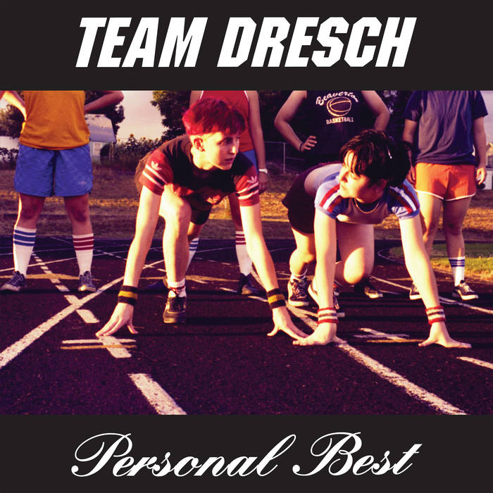 Team Dresch - Personal Best LP