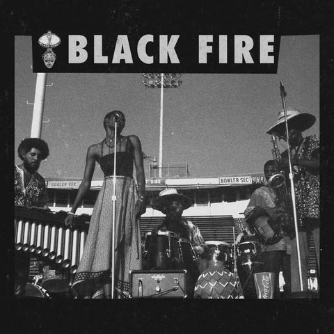 Various - Black Fire | Soul Love Now: The Black Fire Records Story 1975-93 2LP