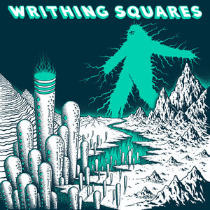 Writhing Squares - In the Void Above LP