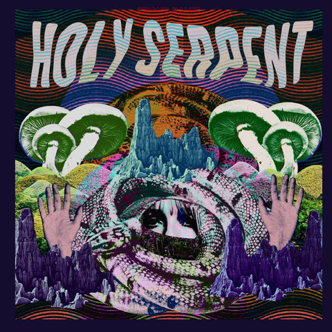 Holy Serpent - Holy Serpent LP