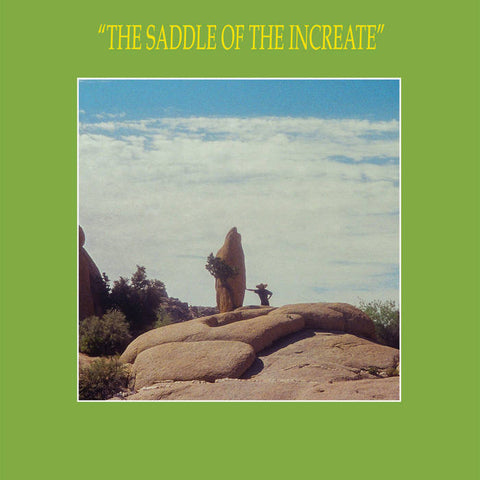 Sun Araw - The Saddle of the Increate 2LP