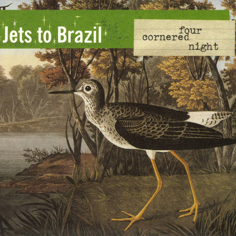 Jets to Brazil - Four Cornered Night 2LP
