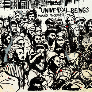 Makaya McCraven - Universal Beings 2LP