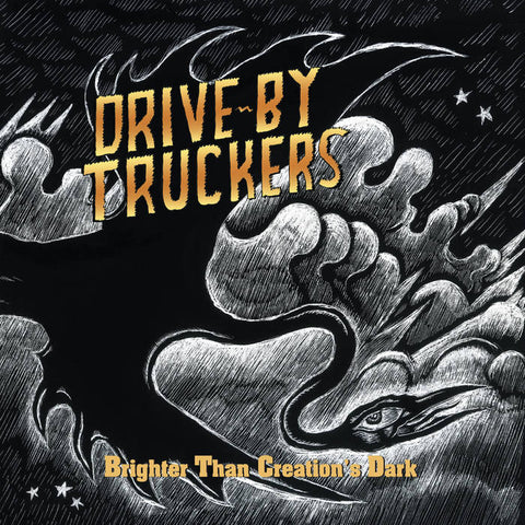 Drive-By Truckers - Brighter Than Creation's Dark 2LP