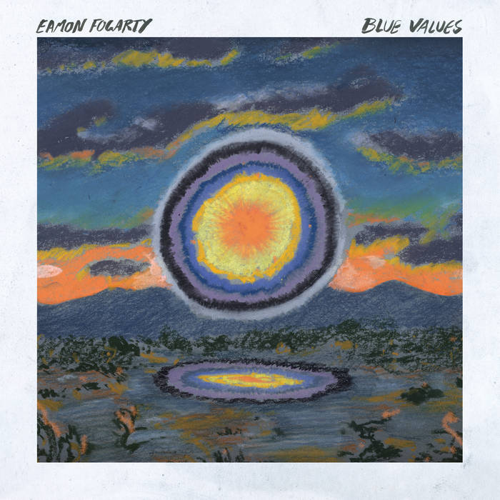 Eamon Fogarty - Blue Values LP