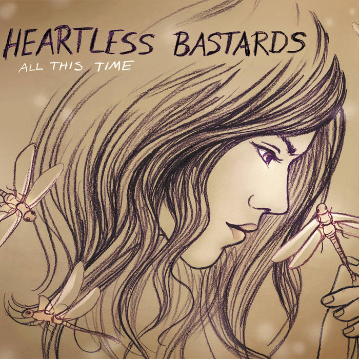 Heartless Bastards - All This Time LP