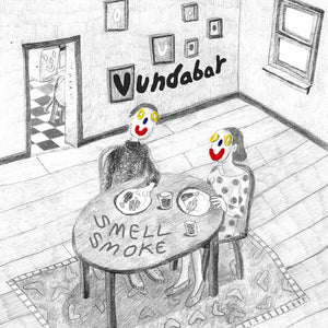 Vundabar - Smell Smoke LP (Ltd Red Vinyl Edition)