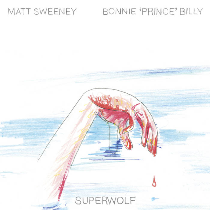 Bonnie Prince Billy & Matt Sweeney - Superwolf LP