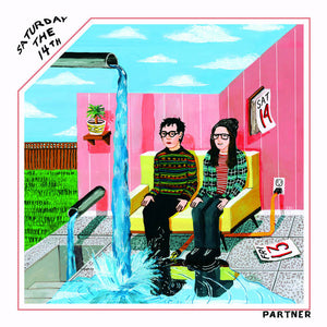Partner - Saturday the 14th LP